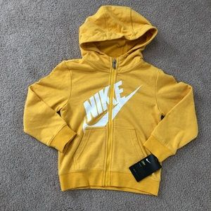 Boys Size 6 Nike Hoodie NWT